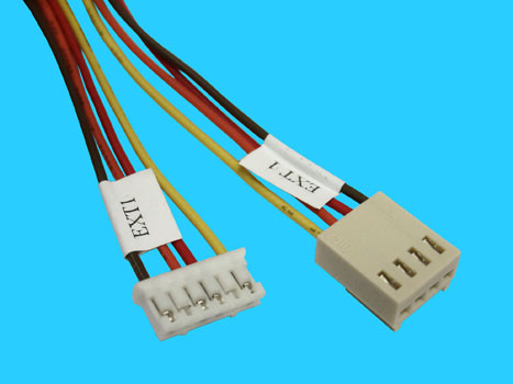 2.54mm TO 2.0mm Wire harnesses